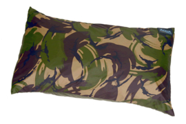 Aqua Camo Pillow Cover