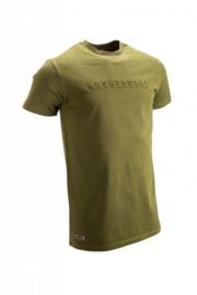 Nash Emboss T Shirt