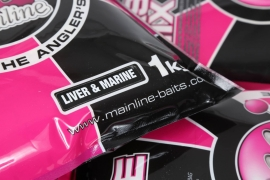 Mainline Base Mix - Liver en Marine