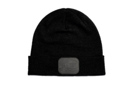Ridge Monkey APEarel Dropback Beanie Hat Black