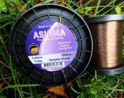 Ashima Ganster Strong 0,375mm 6,5km