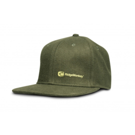 Ridge Monkey APEarel Dropback Snapback Green