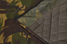 Aqua Atexx Camo Bedchair Cover