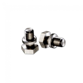 Delkim Stainless Bolt and Locking Ring