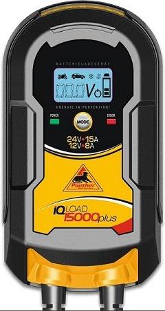 Druppelader iQload 15000 plus / 12 en 24 Volt 15 A