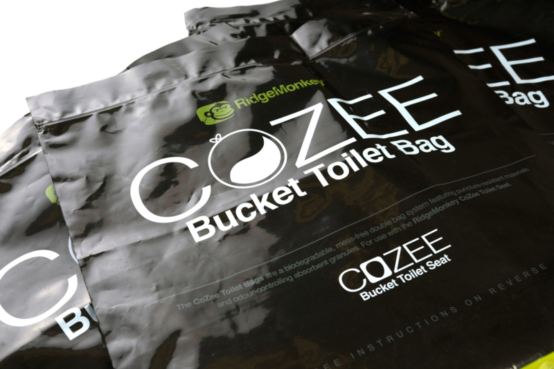 Ridge Monkey Cozee Bucket Toilet Bags