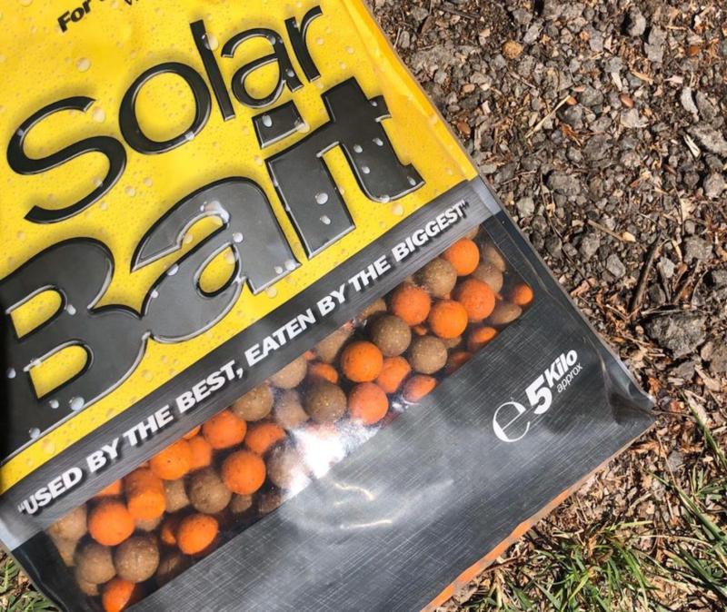 Solar Tunamino & E12 Boilies