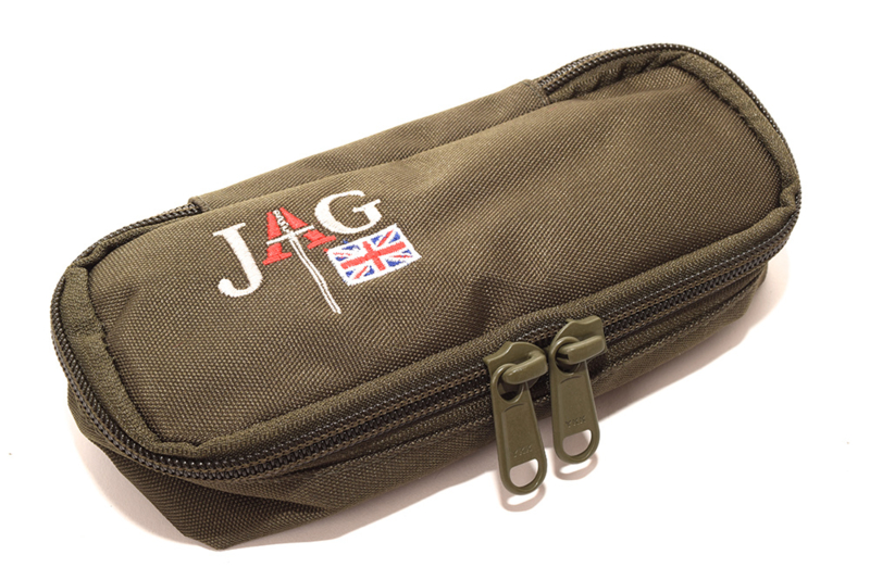 Jag Hook Sharping Pouch Green