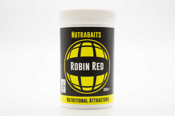 Nutrabaits Nutritional Attractors Robin Red 300gram