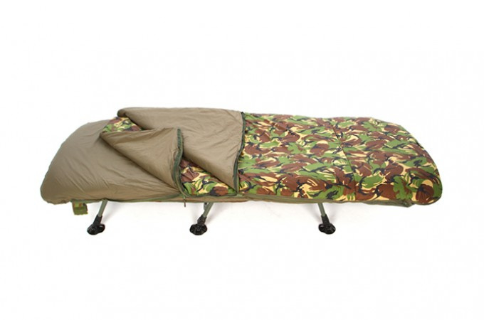 Snugpak Techlite Sleepingbag DPM