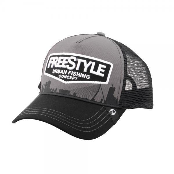Spro Freestyle Trucker Cap Zwart
