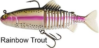 Fox Rage Jointed Replicant Rainbow Trout