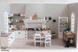 Roombox keuken taupe