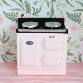Stove light pink