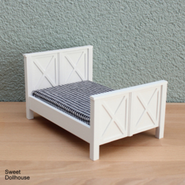 Bed farmhouse style