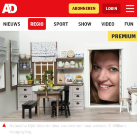 AD Utrechts Nieuwsblad 7 januari 2021