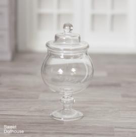 Glass jar 01