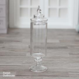 Glass jar 03