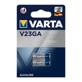 Batterij V23GA 12 V  Varta Alkaline    2 stuks