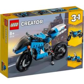 Lego Creator 31114 3 in 1 Snelle Motor