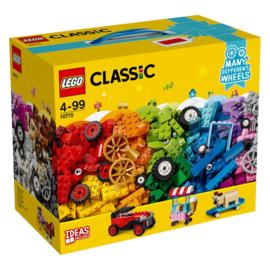 Lego Classic 10715 Stenen en Wielen