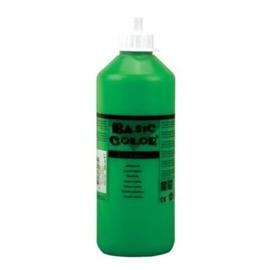 Plakkaatverf 500 ml Groen