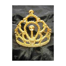 Prinses Tiara Goud