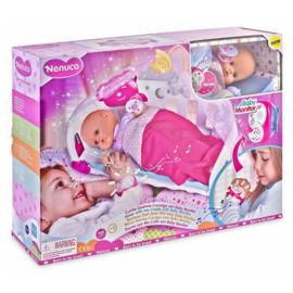 Slaapset met Baby Monitor