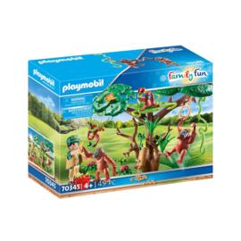 Playmobil 70345 Orang-Oetans in de Boom