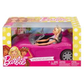 Barbie Pop Met Cabriolet