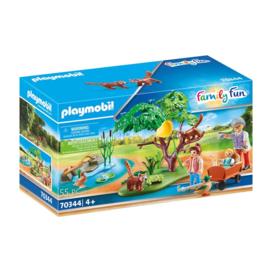Playmobil 70344 Buitenverblijf Rode Pandas