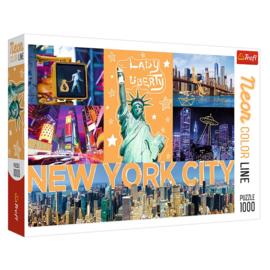 Puzzel NEON  New York City