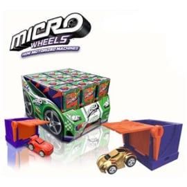 Micro Wheels Auto Assorti