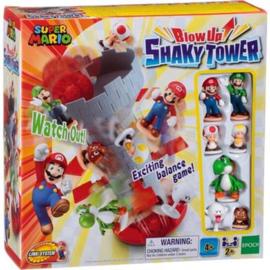 Nintendo Super Mario Blow Up! Shaky Tower