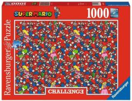 Puzzel Challenge Super Mario 1000 stukjes Ravensburger