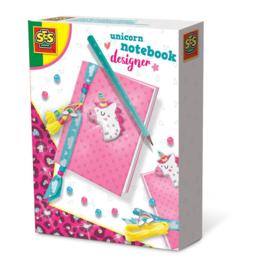 SES Unicorn Notitieboek Desinger