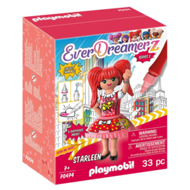 Playmobil 70474 EverDreamerz Starleen Comic World