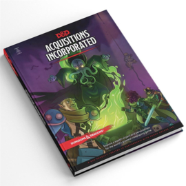D&D 5.0 ACQUISITIONS INCORPORATED TRPG