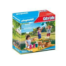 Playmobil 70543 City Picknick in het Park