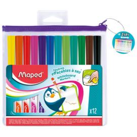 Whiteboard Stiften (12 stuks)