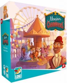 Spel Monsieur Carrousel + gratis puzzel monsieur carrousel!