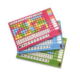 Keer op Keer Scoreblokken (1x Level 5, 6 en 7) (Kortingscode YES)