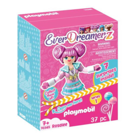 PLAYMOBIL 70385 EVERDREAMERZ CANDY WORLD ROSALEE