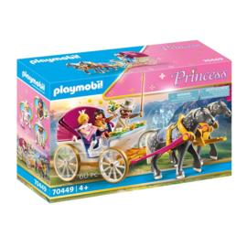 Playmobil 70449 Princess Paardenkoets