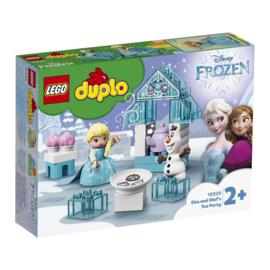 Lego Duplo 10920 Elsa's en Olaf's Thee Feest