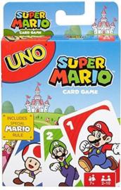 Spel Uno Super Mario
