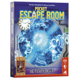 Spel Pocket Escape Room: De Tijd vliegt