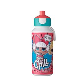 Mepal Pop-Up Drinkfles LOL Surprise 400 ml