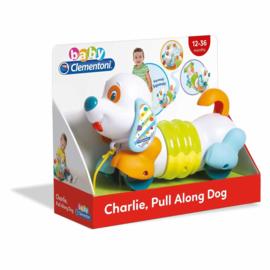 Clementoni Trekfiguur Hond Charlie