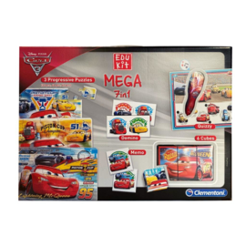 CARS 3 7 IN 1 SET